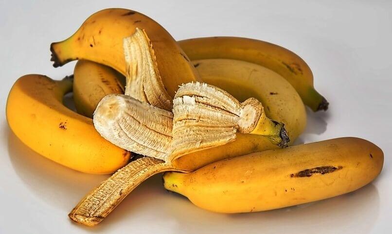 banano, frutas