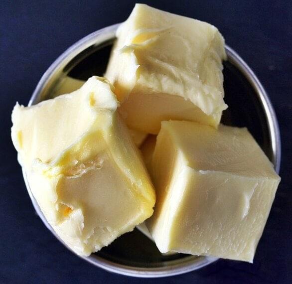 mantequilla, lácteos